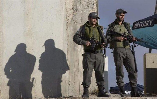 Παλαιστίνιος άνοιξε πυρ και τραυμάτισε έξι Ισραηλινούς στη Δυτική Όχθη