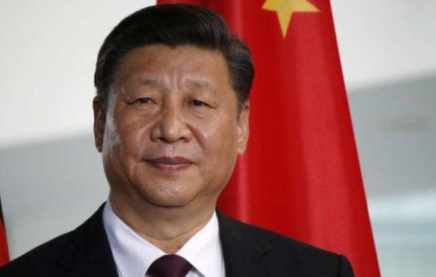 Σι Τζινπίνγκ: «Δεν ξεκινήσαμε εμείς τον εμπορικό πόλεμο με τις ΗΠΑ»