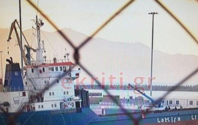 Γεμάτο με το «ναρκωτικό των τζιχαντιστών» το ναρκω-πλοίο που έπιασαν στην Κρήτη