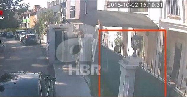 Είναι ο διαμελισμένος Τζαμάλ Κασόγκι; Tι δείχνουν πλάνα από κάμερα ασφαλείας (βίντεο)
