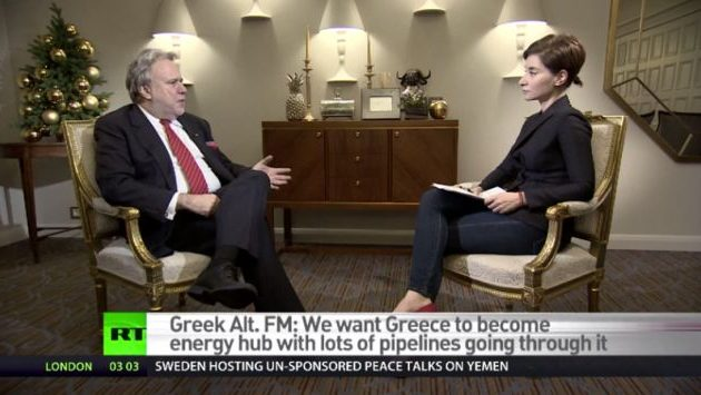 Κατρούγκαλος: Είμαστε η γέφυρα τριών ηπείρων – Η Τουρκία απομονώθηκε επειδή εναντιώνεται στο Διεθνές Δίκαιο