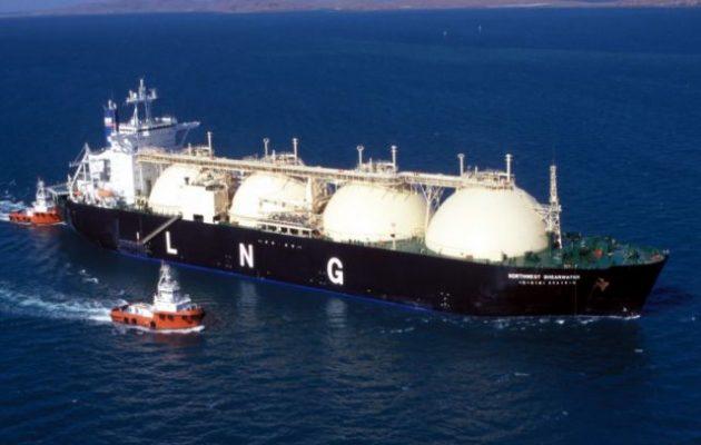 Στα χέρια των Ελλήνων εφοπλιστών η παγκόσμια μεταφορά του υγροποιημένου φυσικού αερίου (LNG)