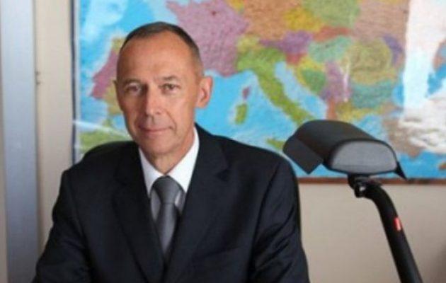 Δυσφορία της Ρωσικής Πρεσβείας για την επίσκεψη Πομπέο στην Ελλάδα
