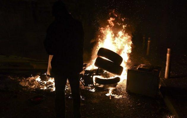 Σοβαρά επεισόδια στην επέτειο του Γρηγορόπουλου: Ένας τραυματίας και 30 προσαγωγές