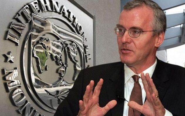 Πρώην αξιωματούχος ΔΝΤ: Αυτό ήταν το μεγαλύτερο λάθος του Ταμείου στην Ελλάδα