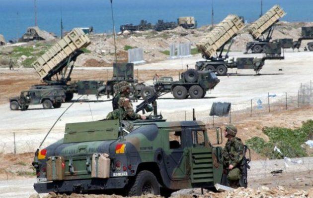 Το Στέιτ Ντιπάρτμεντ ενέκρινε να πωληθούν πύραυλοι Patriot στην Τουρκία – Το ελληνοεβραϊκό λόμπι παρακολουθεί