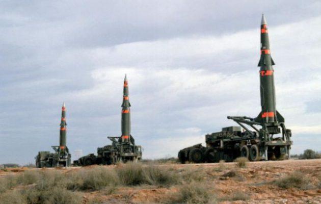 Η Μογκερίνι κάλεσε ΗΠΑ και Ρωσία να διασώσουν τη Συνθήκη για τα πυρηνικά μέσου βεληνεκούς