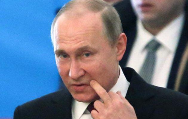 Ο Πούτιν ψάχνει τρόπους να «καθοδηγήσει» τη ραπ μουσική γιατί «διαφθείρει» τους νέους