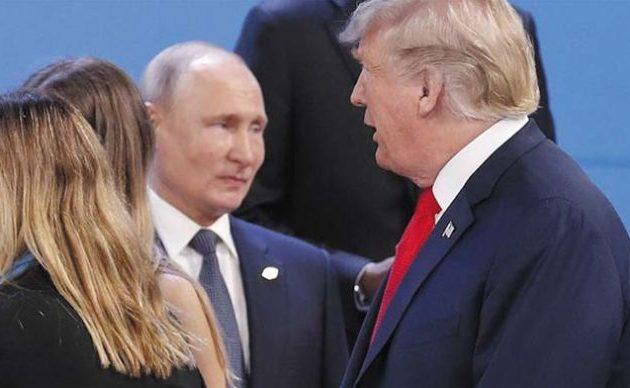 Κρεμλίνο προς Λευκό Οίκο: Μη δώσετε στη δημοσιότητα συνομιλίες του Πούτιν με τον Τραμπ