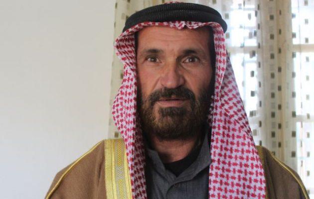Σεΐχης φυλής Αλ Ουάλντα: Εάν οι Τούρκοι επιτεθούν ανατολικά του Ευφράτη θα τους πολεμήσουμε