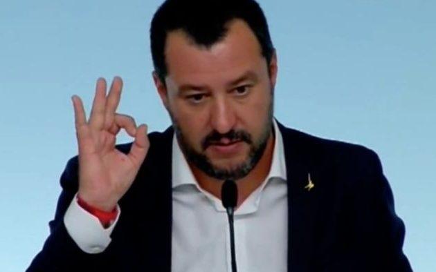 Σαλβίνι: Εάν ενωθούμε οι ακροδεξιοί θα είμαστε δεύτερη δύναμη στην Ευρώπη
