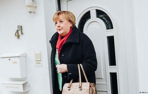 Μαζί με τη Μέρκελ αποχωρεί και η διάσημη σωσίας της –  «Χόρτασα δημοσιότητα»