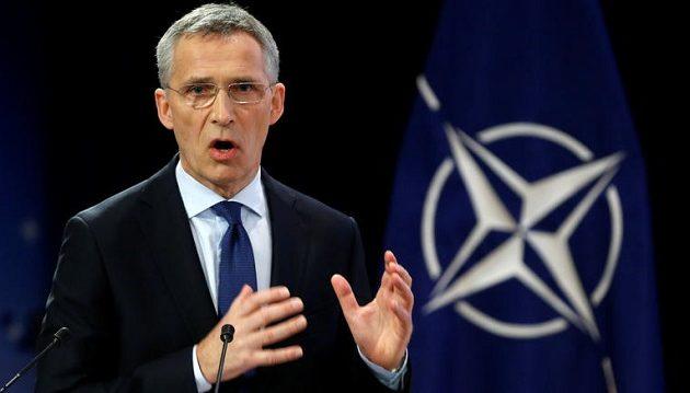 Προειδοποίηση Στόλτενμπεργκ σε Ζάεφ: Η κύρωση της συμφωνίας προϋπόθεση για την ένταξη στο ΝΑΤΟ