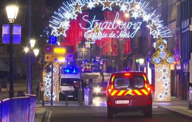 H αστυνομία ψάχνει δύο αδελφούς για την τρομοκρατική επίθεση στο Στρασβούργο