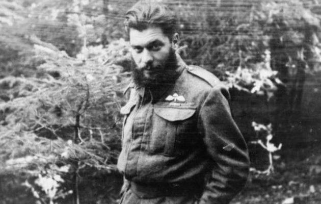 Πέθανε σε ηλικία 101 ετών ο Θέμης Μαρίνος ο τελευταίος σαμποτέρ του Γοργοποτάμου
