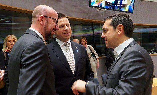 Τσίπρας στο Ευρωπαϊκό Συμβούλιο: Πολυετές Δημοσιονομικό Πλαίσιο χωρίς επιβάρυνση πολιτών