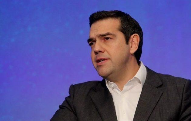 Στη Θεσσαλονίκη ο Τσίπρας – Θα μιλήσει στην πολιτική συγκέντρωση του ΣΥΡΙΖΑ