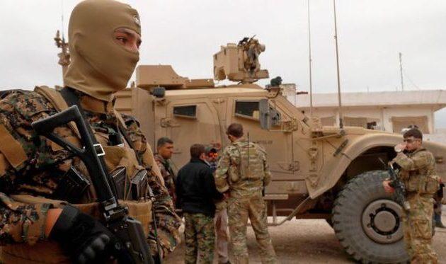 Οι Αμερικανοί απέσυραν «λίγο» στρατιωτικό φορτίο από τη Συρία