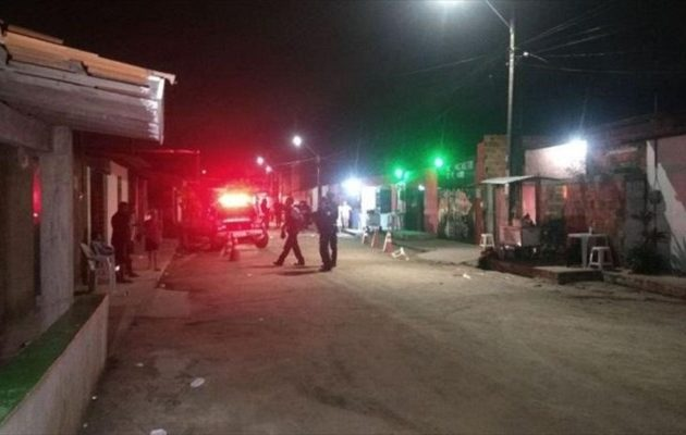 Μακελειό με 11 νεκρούς σε απόπειρα ένοπλης ληστείας στη Βραζιλία