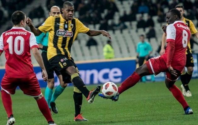 Super League: Επέστρεψε στις νίκες η ΑΕΚ 2-0 τη Ξάνθη