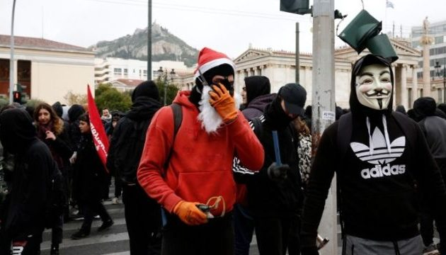 Ολοκληρώθηκε το συλλαλητήριο στην Αθήνα για τον Γρηγορόπουλο
