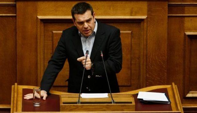 Τσίπρας: Η ΠΓΔΜ οφείλει να τηρεί το πνεύμα και το γράμμα της Συμφωνίας των Πρεσπών