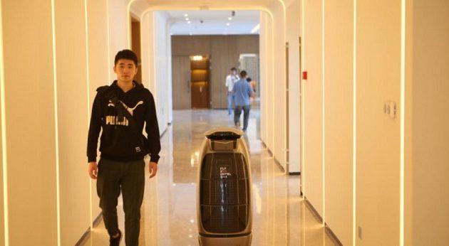 Άνοιξε το πρώτο «έξυπνο» ξενοδοχείο στον κόσμο – Τσεκ – ιν με αναγνώριση προσώπου βίντεο)