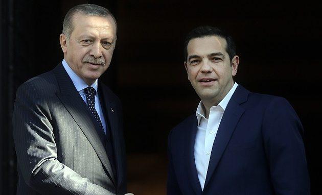 Το μήνυμα που έστειλε ο Τσίπρας στον Ερντογάν πριν τη συνάντηση τους την επόμενη εβδομάδα