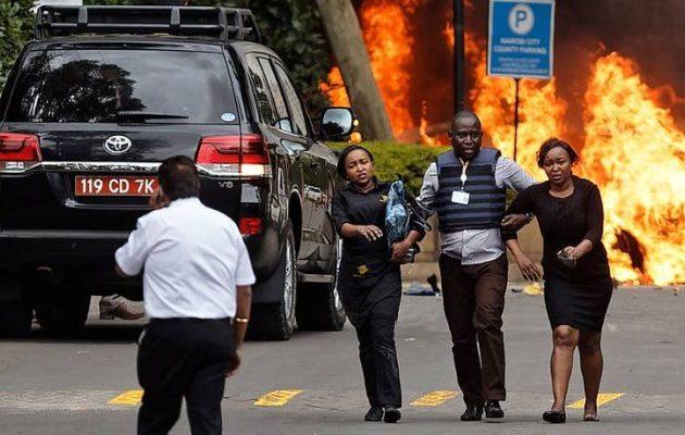 Με βαριές απώλειες έληξε η επίθεση ισλαμιστών στο Ναϊρόμπι – Στους 14 οι νεκροί