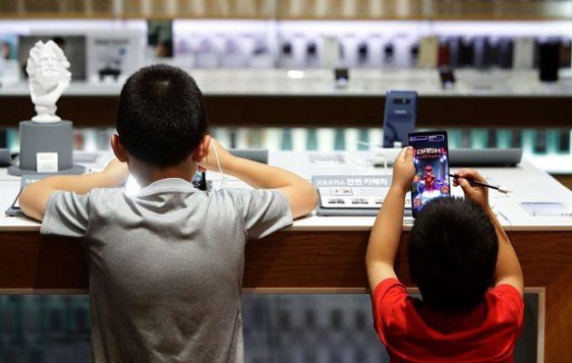 500 παιδιά νοσηλεύτηκαν στο Παίδων για απεξάρτηση από κινητά και tablet