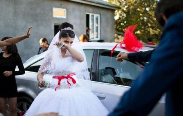 Ανήλικες νύφες στις ΗΠΑ – Χιλιάδες μικρά κορίτσια παντρεύονται στην Αμερική