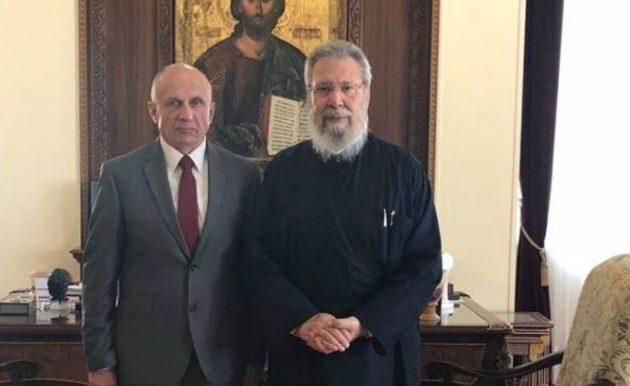 Η Εκκλησία της Κύπρου υπέρ της Αυτοκεφαλίας της Εκκλησίας της Ουκρανίας