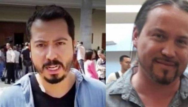 Δύο Χιλιανοί δημοσιογράφοι συνελήφθησαν στη Βενεζουέλα