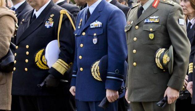 Αυτή είναι η νέα ηγεσία των Ενόπλων Δυνάμεων μετά τις κρίσεις – Όλα τα ονόματα