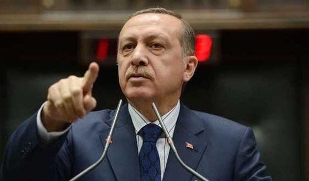 Ο Ερντογάν «ξήλωσε» δέκα κορυφαία στελέχη της Κεντρικής Τράπεζας της Τουρκίας