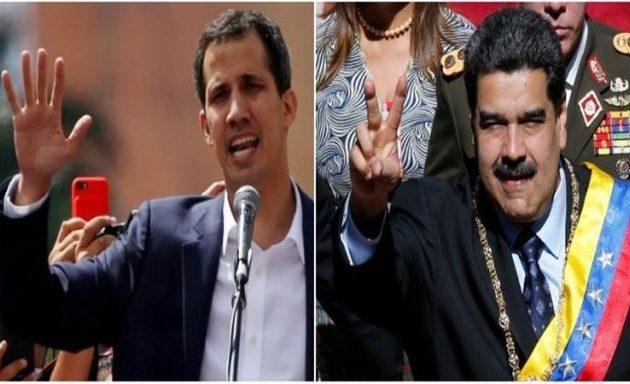 Ποιοι παίρνουν το μέρος του Μαδούρο και ποιοι όχι στο θρίλερ της Βενεζουέλας