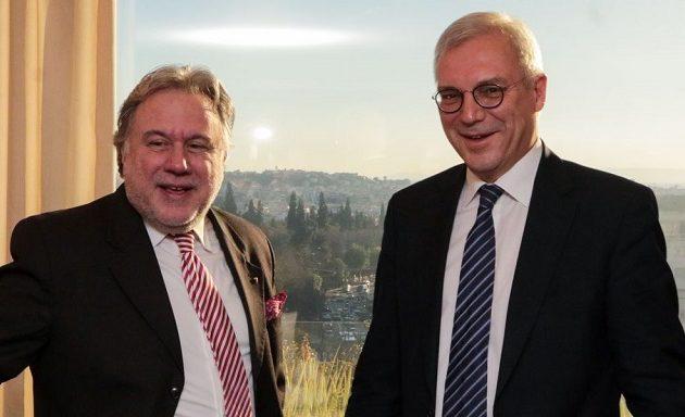 Τι συζήτησε ο Κατρούγκαλος με τον Ρώσο υφυπουργό Εξωτερικών