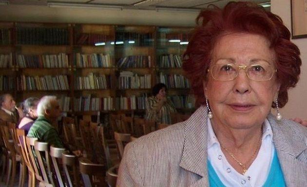 Πέθανε η δημοσιογράφος και συγγραφέας Κική Σεγδίτσα