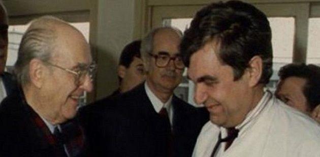 Από τι πέθανε ο Ανδρέας Παπανδρέου – Ο Κρεμαστινός αποκαλύπτει 23 χρόνια μετά