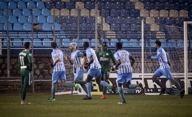 Η Λαμία νίκησε με 1-0 τον Παναθηναϊκό στους «16» του Κυπέλλου