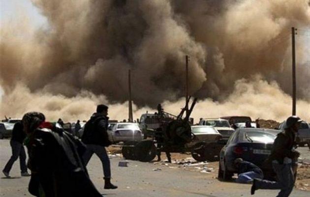 Χάος στην Τρίπολη της Λιβύης – Δέκα νεκροί και 41 τραυματίες μέσα σε δύο μέρες
