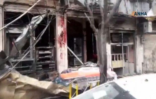 Τι δήλωσε ο Πενς για την επίθεση του Ισλαμικού Κράτους με νεκρούς Αμερικανούς στη Μανμπίτζ