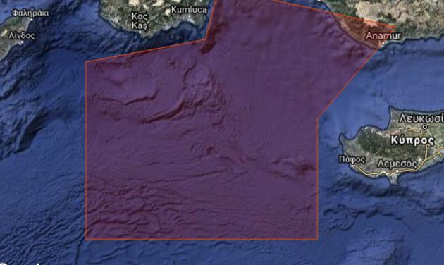 Οι Τούρκοι στέλνουν το BARBAROS στην ελληνική ΑΟΖ νότια του Καστελόριζου