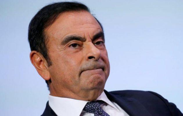 Το πρώην αφεντικό της Nissan «βλέπει» άλλους έξι μήνες στη φυλακή