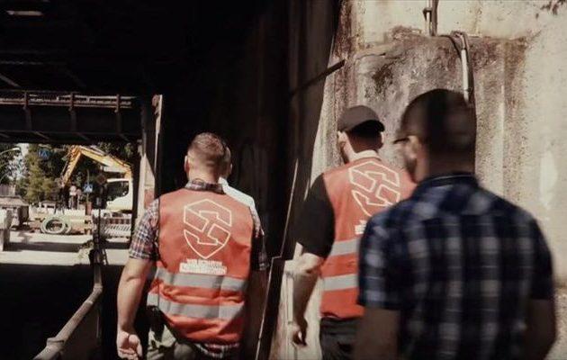 Ακροδεξιά «Κόκκινα Γιλέκα» βγήκαν στους δρόμους και έκαναν περιπολίες στη Βαυαρία