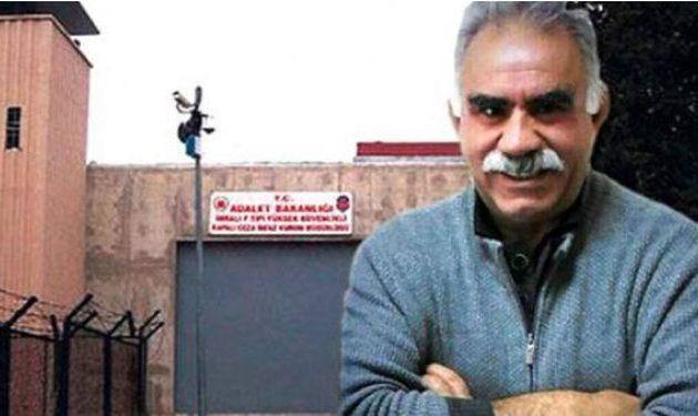 Ο Κούρδος ηγέτης Αμπντουλάχ Οτσαλάν δέχτηκε επίσκεψη του αδελφού του στη φυλακή