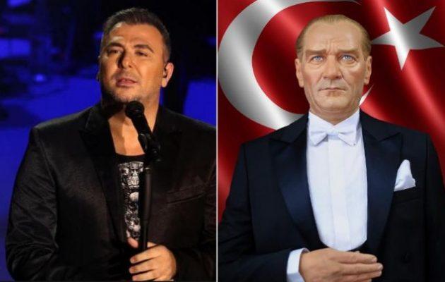 Ο μακεδονοκάπηλος Αντώνης Ρέμος έχει δηλώσει υπερήφανος για τον Κεμάλ Ατατούρκ