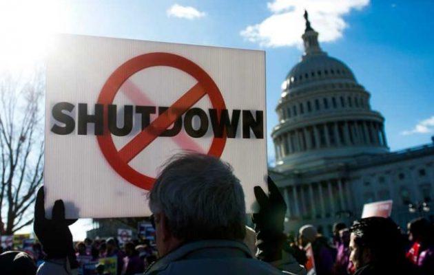 Συσσίτια στην Αμερική για τους απλήρωτους δημόσιους υπαλλήλους λόγω «shutdown»