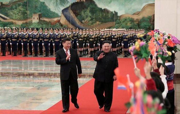 Η δέσμευση του Κιμ Γιονγκ Ουν για την επόμενη φορά που θα συναντήσει τον Τραμπ – Τι «υποσχέθηκε»