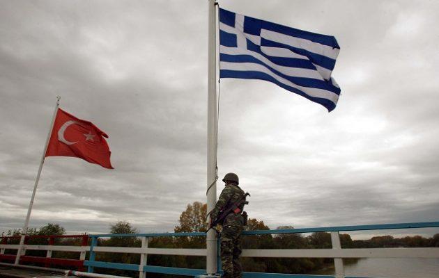 1.086 Τούρκοι αντικαθεστωτικοί πιάστηκαν στα σύνορα πριν διαφύγουν στην Ελλάδα